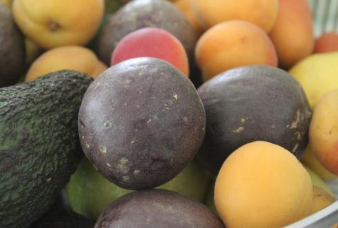 2 Obst Früchte