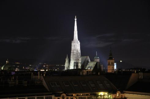20 Über den Dächern von Wien