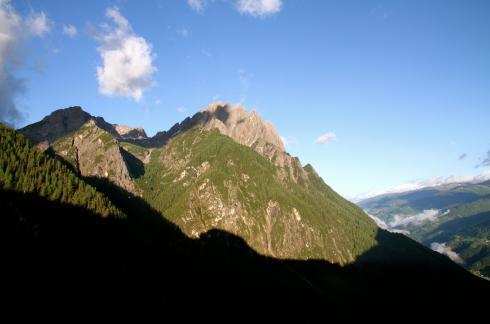 6 Dolomitenhütte Lienz Panorama