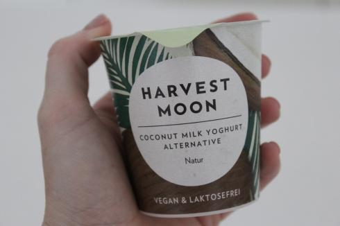 7 Kokosjoghurt Coconutmilk Harvest Moon Natur
