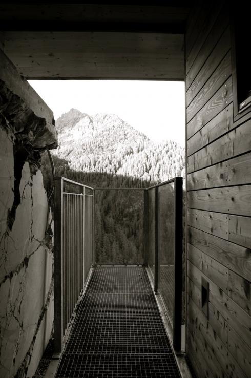 8 Dolomitenhütte Lienzer Dolomiten
