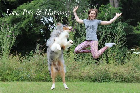 Love, Pets & Harmony BeeAthletica