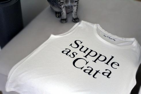 Supple as a Cat