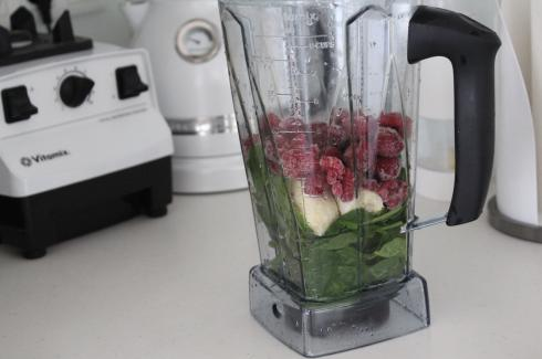 10 Grüner Smoothie Vitamix