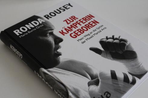 Ronda Rousey Buch Zur Kämpferin geboren