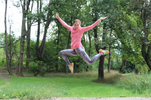 5 Jump for Joy