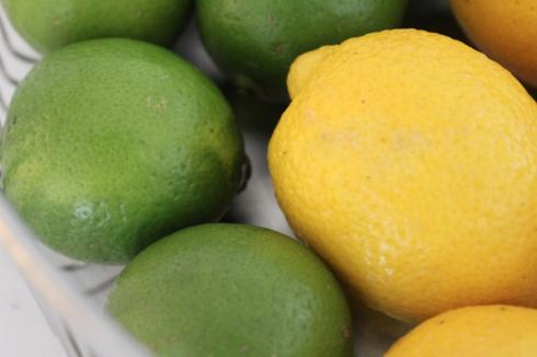 19 Zitrusfrüchte Detox