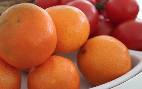 10-mandarinen