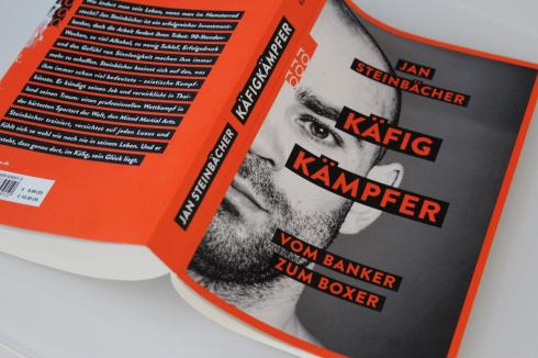 10 Buch Käfigkämpfer Jan Steinbächer