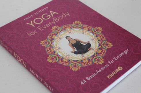 14 Neues Yogabuch Yoga for EveryBody
