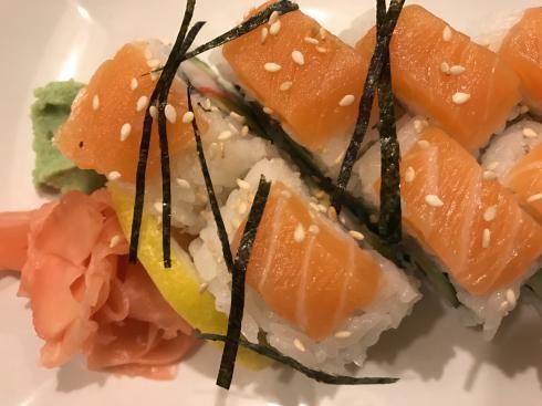 20 Sushi Abendessen