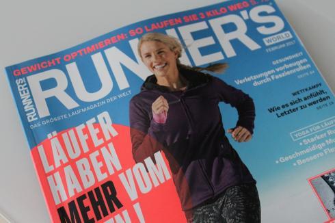 21 Runner's World Feber