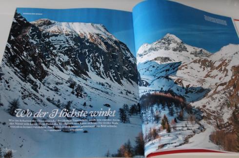 22 Servus in Stadt und Land Kals Osttirol