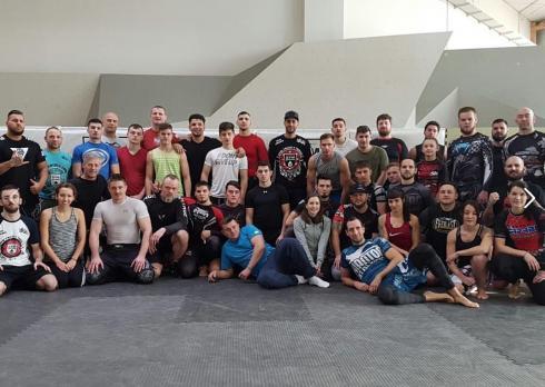 24 MMA Workshop mit Frank Mir Gym23
