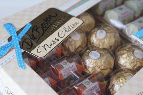 4 Geschenk Die Besten Ferrero Küsschen