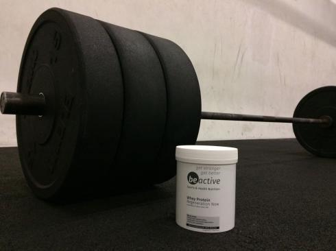 Be Active Whey Protein Pulver Training Regeneration Fettabbau Muskelaufbau Whey Isolat