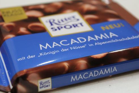Beste Schokolade Macadamia Ritter Sport