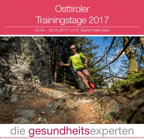 Osttiroler Trainingstage Die Gesundheitsexperten Salomon Trailrunning