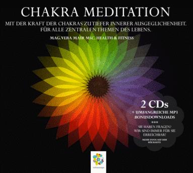 Entspannen Meditieren Chakras