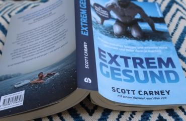 Buch Scott Carney Extrem gesund Wim Hof Methode