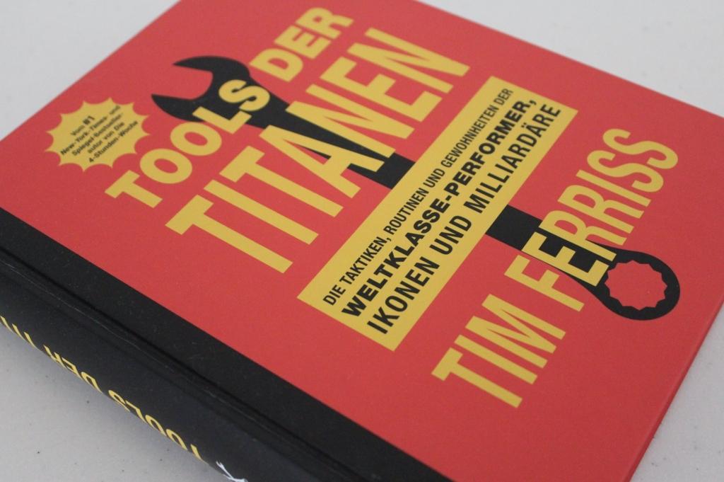 Tim Ferriss Buch