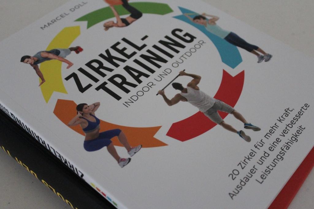 Zirkeltraining Übungen Buch