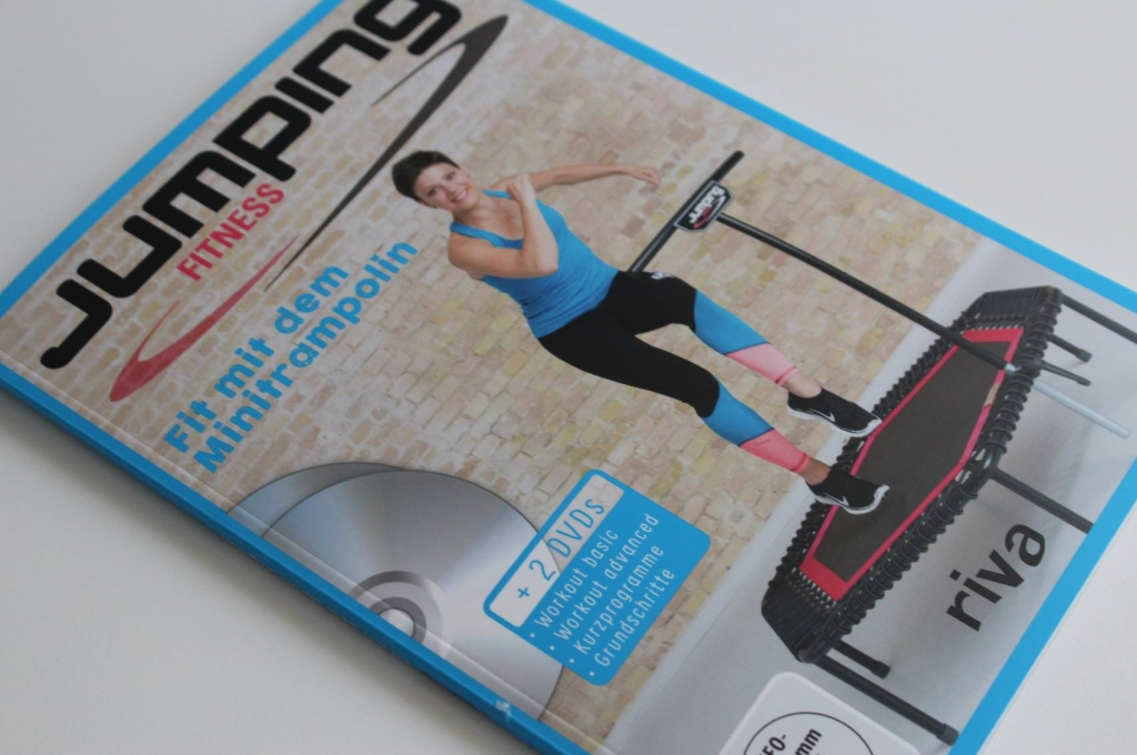Antonia Westphal Jumping Fitness Buch