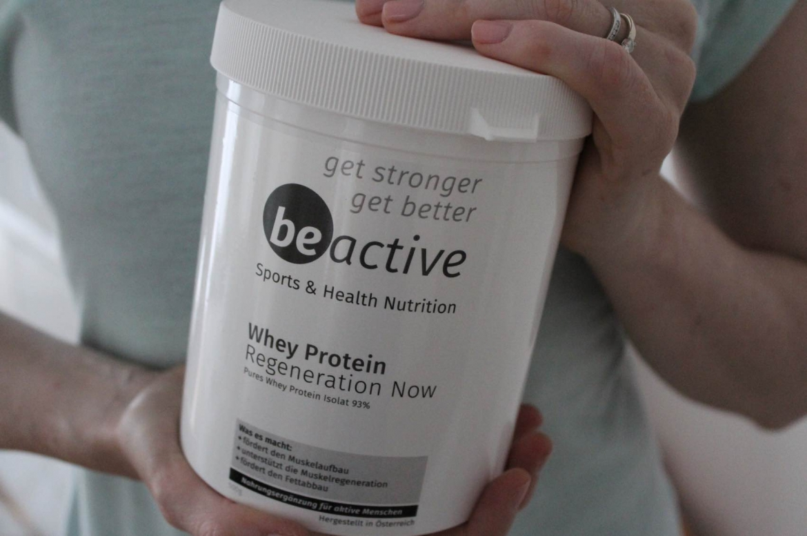Be Active Whey