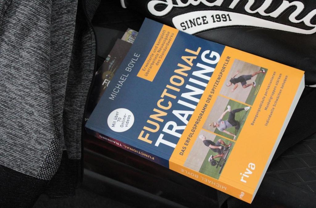 Functional Training Boyle Buch neu