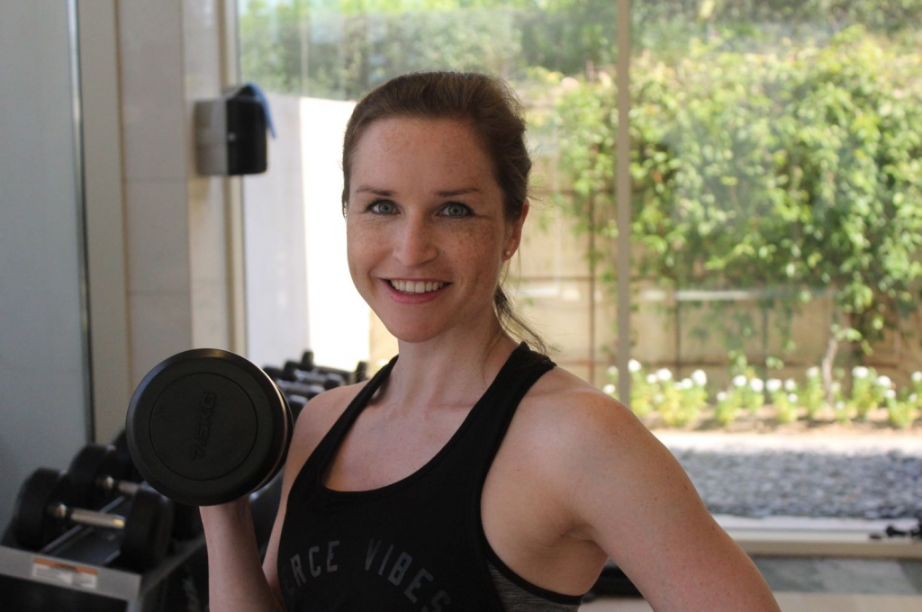 Hantel Kraft Workout