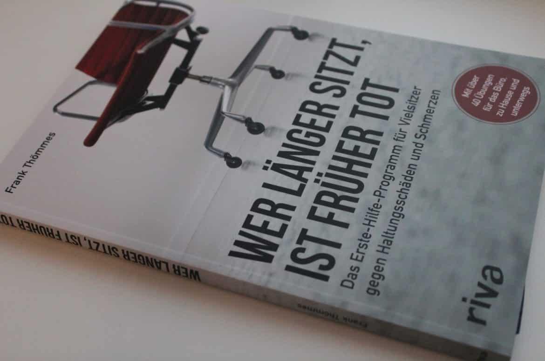 Buch Review Sitzen Tipps gegen Vielsitzen