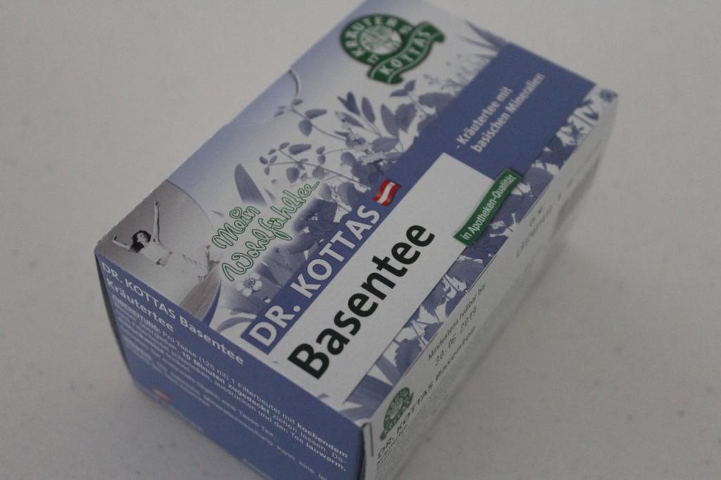 Basisch leben Säure Basen Haushalt Tee