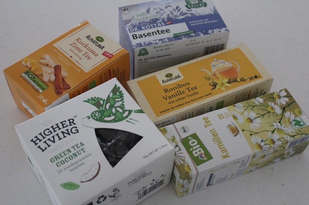 Tee Teesorten gesund leben Herbst Immunsystem