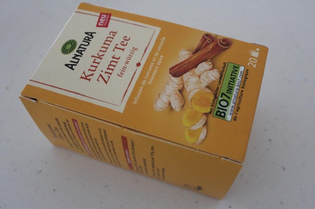 Immunsystem Kurkuma bio Tee
