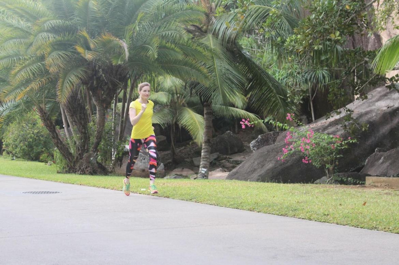Laufen Palmen