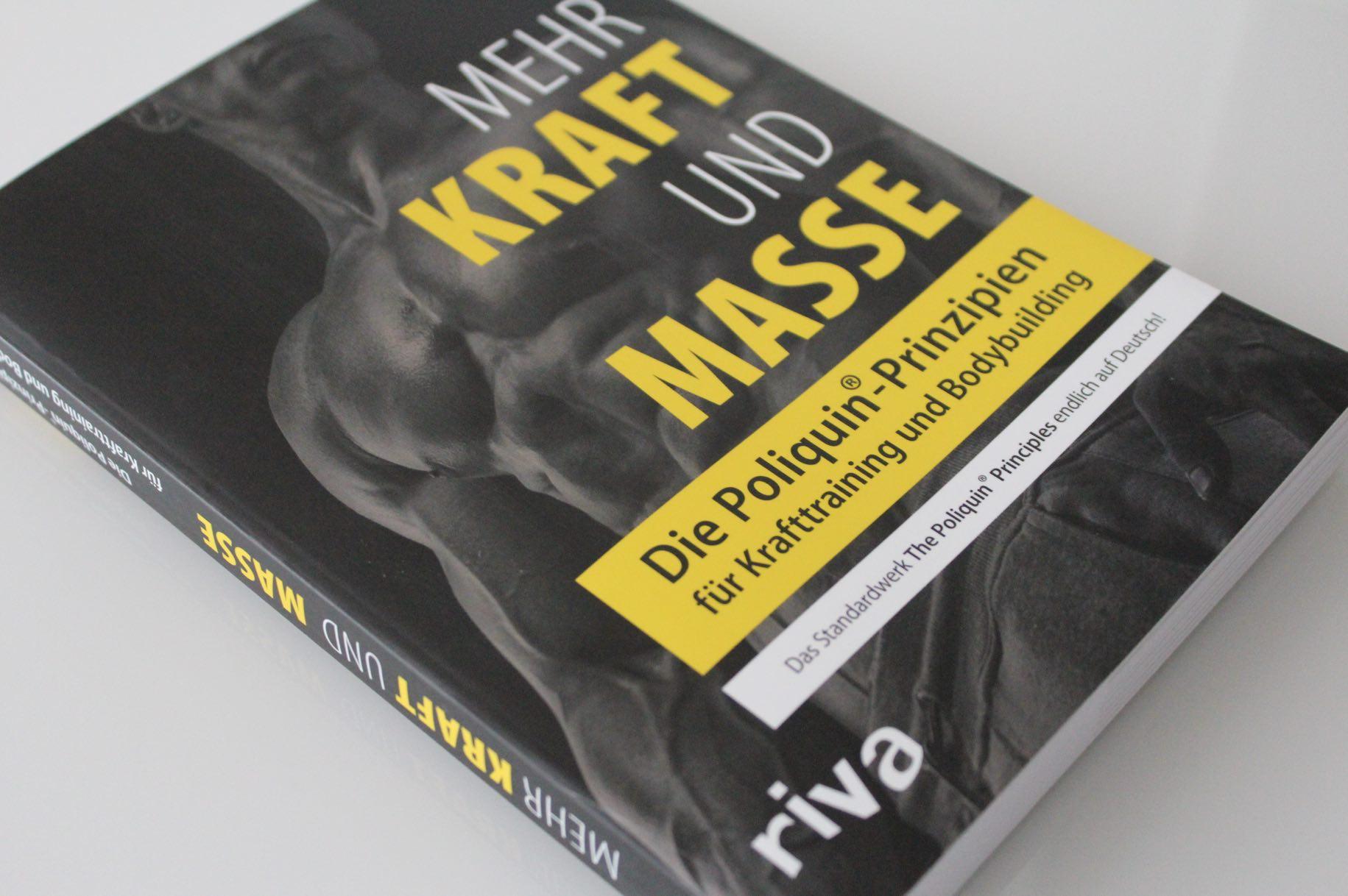 Kraft und Masse Poliquin Principles auf deutsch