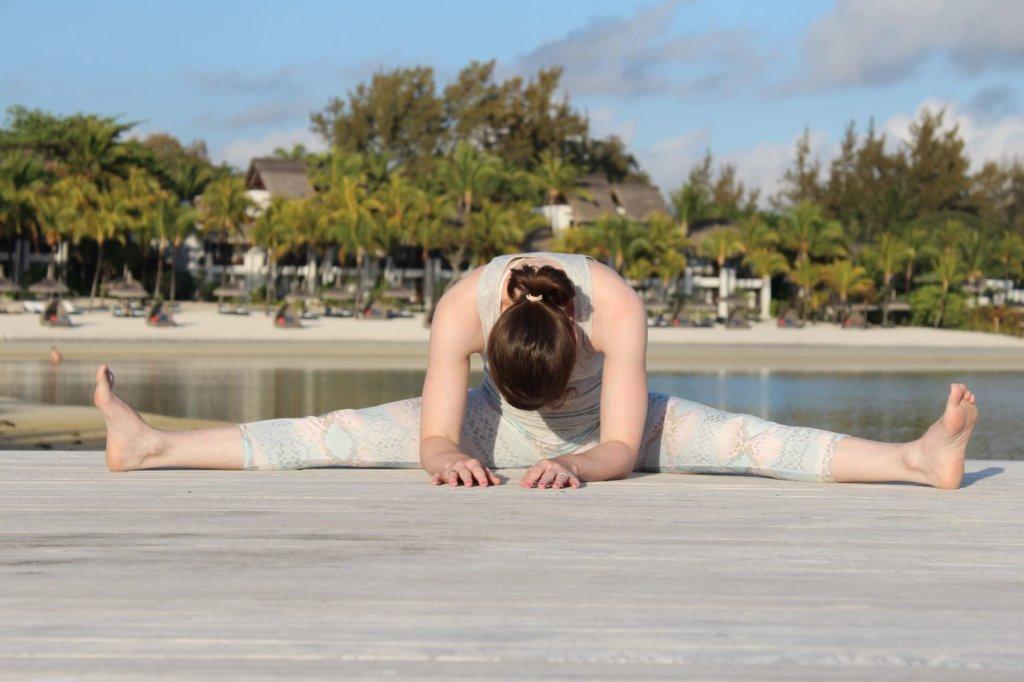 Libelle Yoga