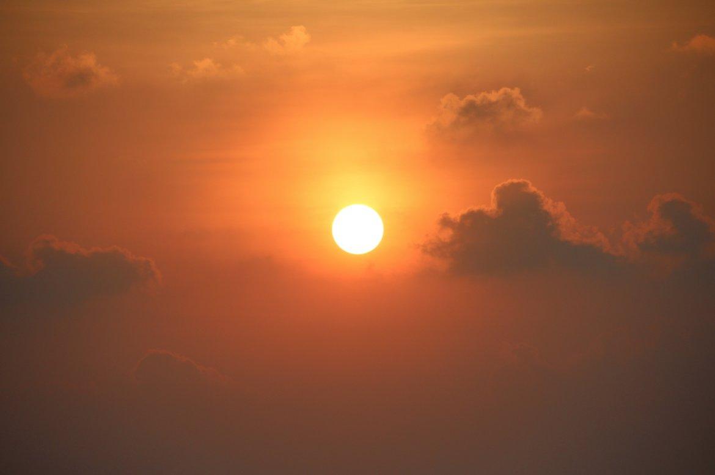 Sonne Himmel Leben Gesundheit