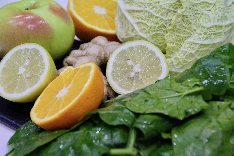 Essen Lebensmittel fürs Immunsystem