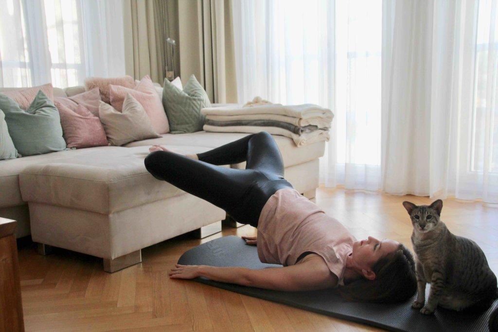 Gesäß straffen Übungen Tipps