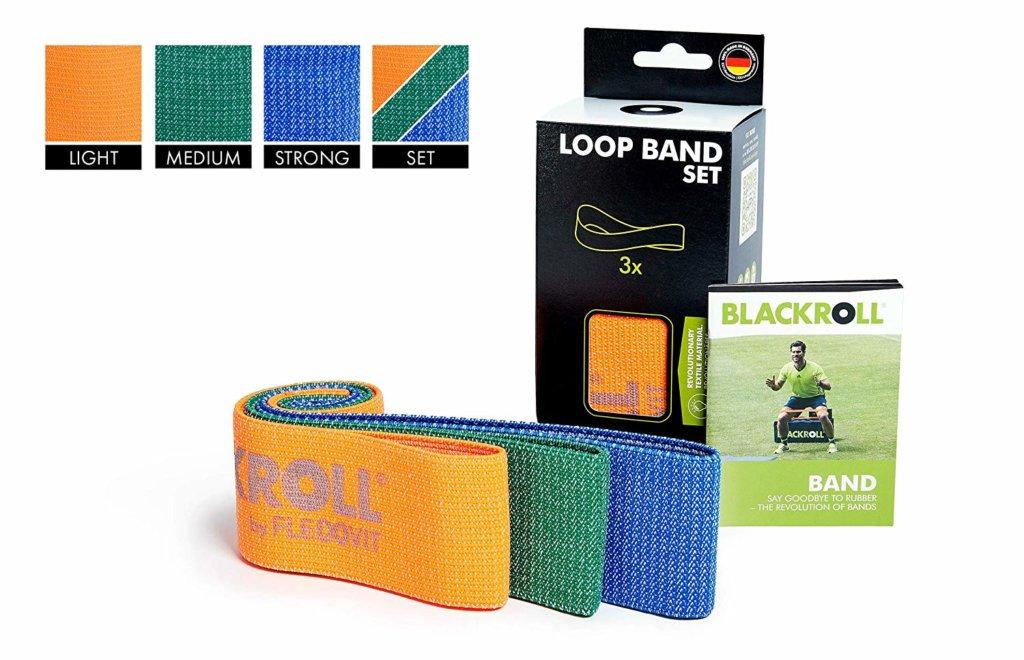 Minibänder Stoff Loop Band