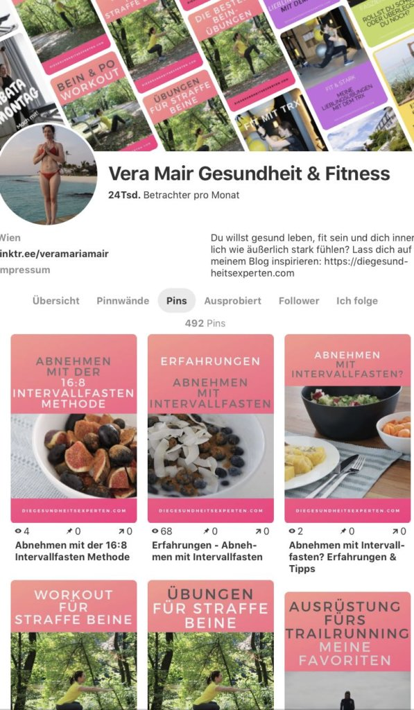 Pinterest Fitness Gesundheit Entspannung Yoga