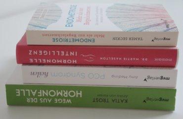 Buchtipp Buchempfehlungen Endometriose PCO Hormone