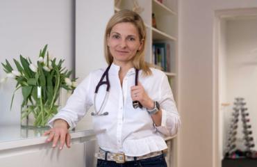 Dr. Delia Kiss Facharzt interne Medizin Kardiologie Wien Hietzing