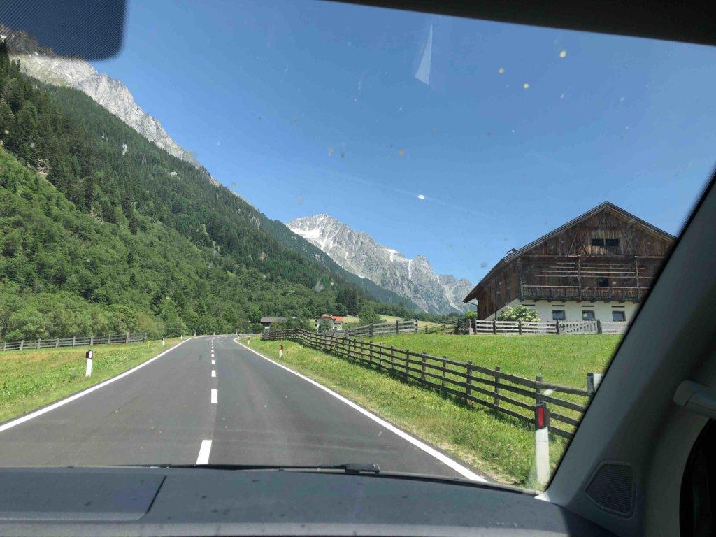 Unterwegs durch Südtirol