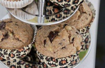 Muffins mit Dinkelmehl und ohne Eier