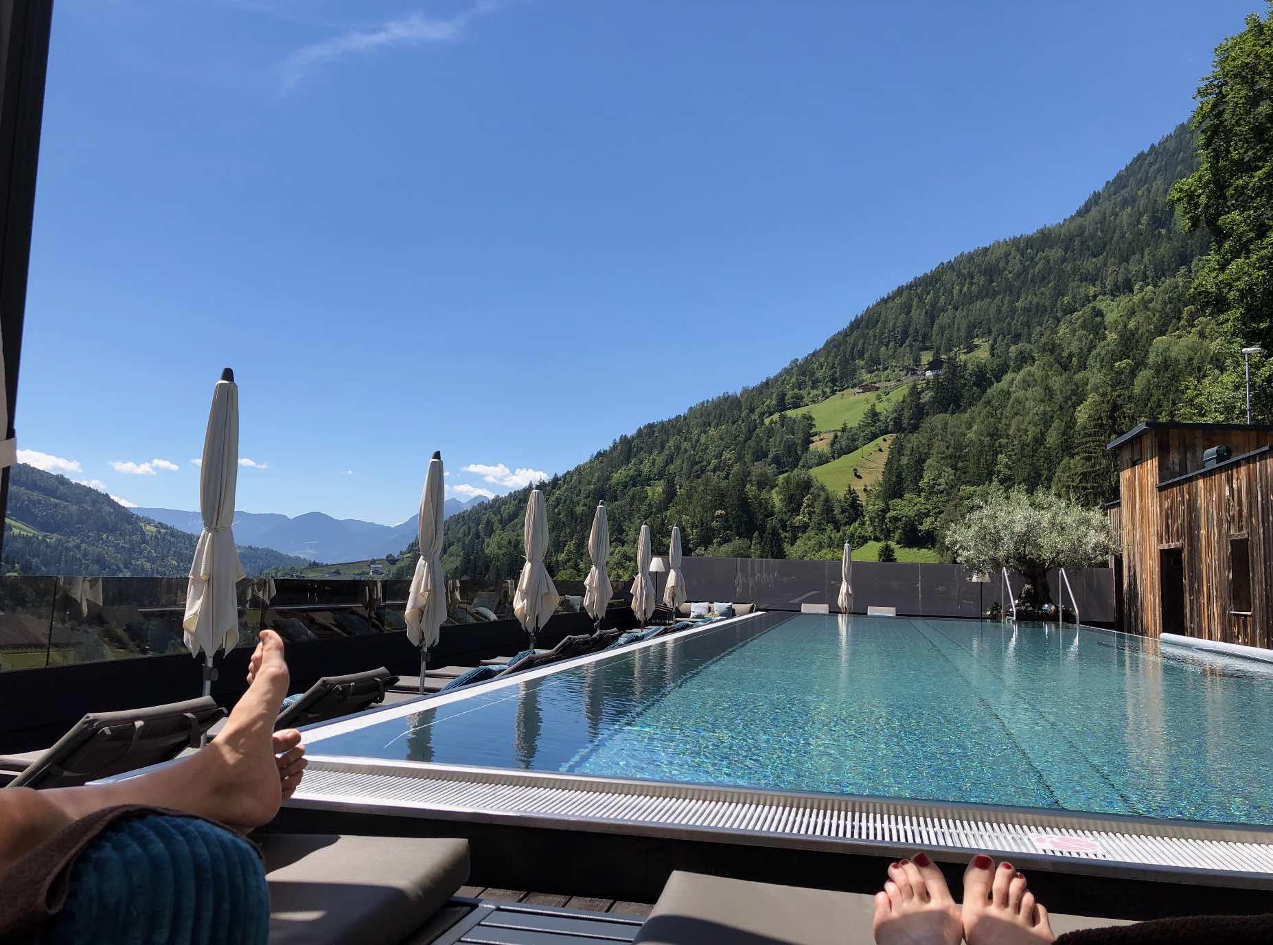 Sky Pool Alpenschlössel