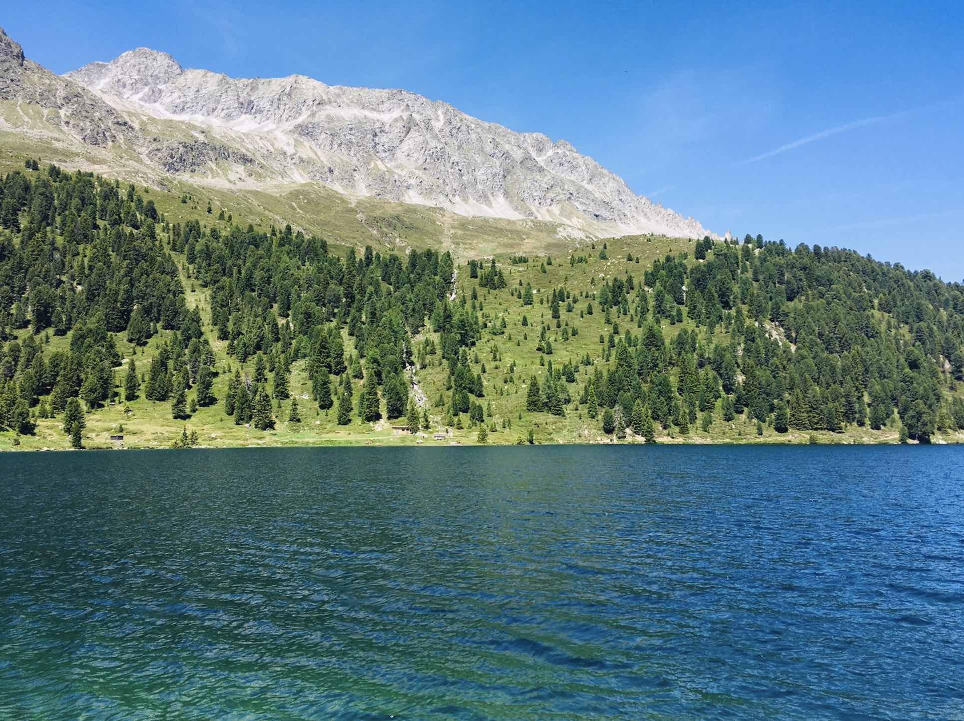Bergsee Obersee Staller Sattel Osttirol Tipp