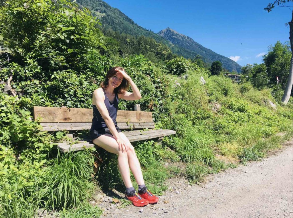 Sonne Berge Urlaub