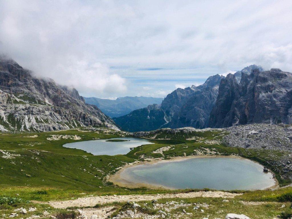 Südtirol Dolomiten Seen
